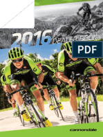 CANNONDALE -  Catalogo Bikes 2016