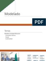 MODELADO BASE DATOS