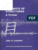Dynamics of Structures A. Primer