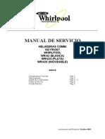 Whirlpool WRI42-WRI424-WRI428 Service Manual