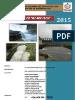 hidrociclon informe