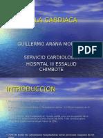 Insuficiencia Cardiaca Congestiva Cronica