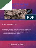 presentation economics  poverty