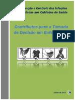 Prevenção e Controlo Das IACS Contributos Para a Tomada de Deci