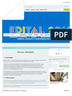 BrazilFoundation Edital 2016
