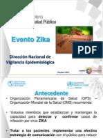 Presentacion Zika Final