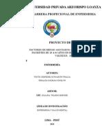 Correccion Proyecto Factores de Riesgo Asociados a La Esquizofrenia