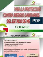 Certificacion Sanitaria de Alimentos y Bebidas