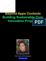 Beyond Apps Contests