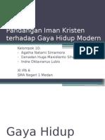 Pandangan Iman Kristen terhadap gaya hidup modern (2).pptx