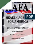 hafa 2015 summit