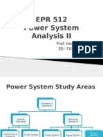 EPR 512 Introduction