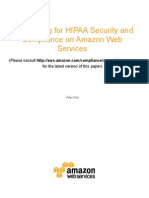 Architecting for HIPAA Security and Compliance on Amazon Web Services