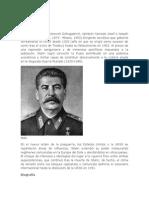 Stalin (Biografia)