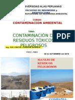 Contaminación de Residuos  Tóxicos Peligrosos.pptx