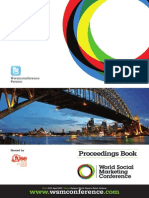 WSM 2015 Proceedings Book.1
