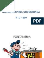 Norma Tecnica Colombiana