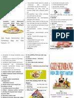 LEAFLET GIZI SEIMBANG PASCA PERSALINAN.doc