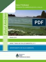 Cianobacterias Como Determinantes de La Salud Ambiental
