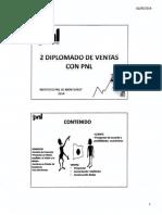 Modulo 2 Diplomado Ventas Con PNL