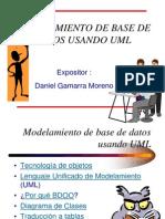 Modelamiento de Base de Datos Con UML