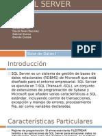 Presentacion - SQL SERVER 2008
