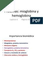 Mioglobina hemoglobina