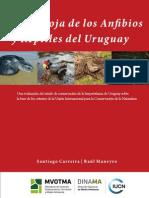 Lista Roja de Los Anfibios y Reptiles Del Uruguay