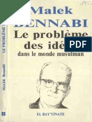 LES MALEK GRATUIT BENNABI RENAISSANCE PDF LA CONDITIONS DE TÉLÉCHARGER