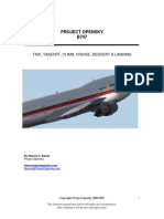 Boeing 747 Operations Manual