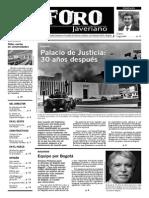 Foro Javeriano IV 2015