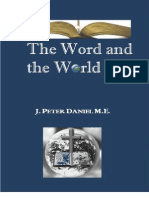 The Word and the World - Peter Daniel J.