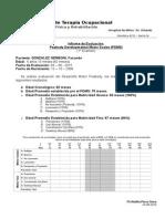 Informe de Evaluación PDMS