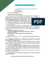 Regulament Cadre Didactice COMPER 2015-2016