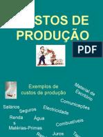Custos de Producao