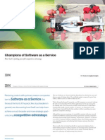 Champions of Software as a Service