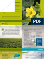 Catalogo Melon Sandia La Mancha Booklet