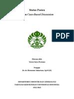 Status Ujian CBD Poli T1A (JULI 2013) - Yuven