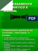 Processamento Automatico e Manual 1