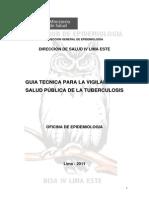 Guia Tecnica VIGILANCIA EN SALUD PUBLICA