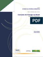 DEA 10-14 Consumo de Energia No Brasil