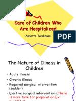 Pediatric Overview