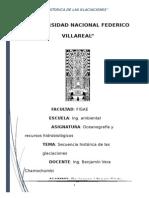 SECUENCIA HISTORICA DE LAS GLACIACIONES.docx