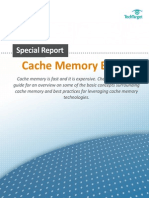 Cache Memory Definition