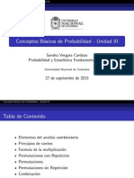 Probabilidad 27-09-2015