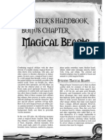 Legends & Lairs - Monsters Handbook - Magical Beasts