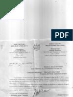 Ordonanta procuraturii neincepere urmarire penala