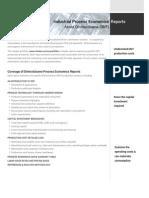 288739076 Economics of Dinitrotoluene Production Processes