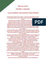 Mitos Quase Urbanos. Sousa Martins
