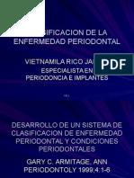 Clasificacion de La Enf Periodontal 2